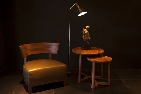 Chair Sidetables flexform Light