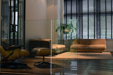 living interior flexform paintinghidde van schie